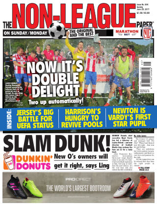 The Non-League Football Paper 25th June 2017