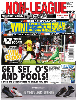 The Non-League Football Paper 9th July 2017