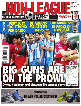 The Non-League Football Paper 3rd September 2017