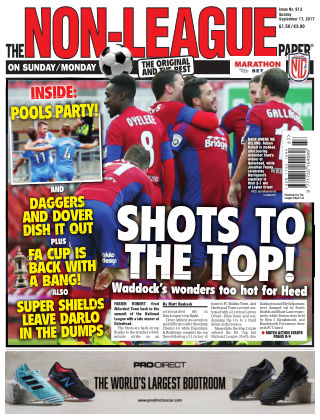 The Non-League Football Paper 17th September 2017