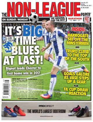 The Non-League Football Paper 24th September 2017