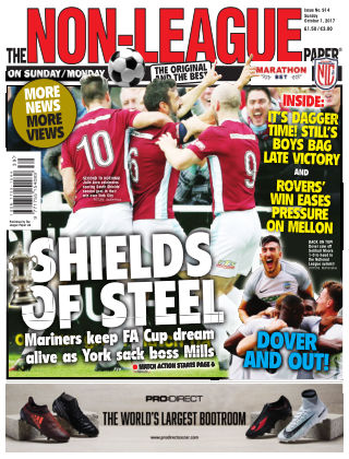 The Non-League Football Paper 1st October 2017