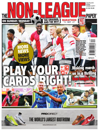 The Non-League Football Paper 8th October 2017