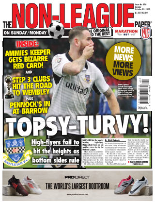 The Non-League Football Paper 29th October 2017