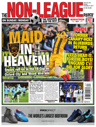 The Non-League Football Paper 5th November 2017