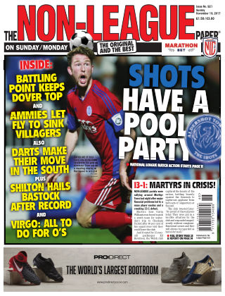 The Non-League Football Paper 19th November 2017