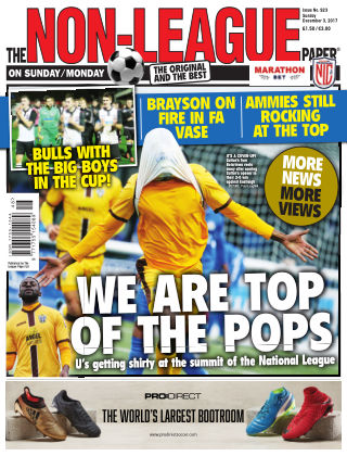 The Non-League Football Paper 3rd December 2017