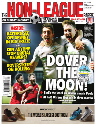 The Non-League Football Paper 10th December 2017