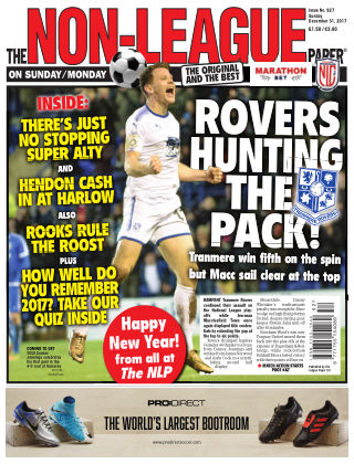 The Non-League Football Paper 31nd December 2017