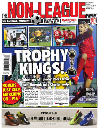The Non-League Football Paper 14th January 2018