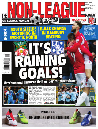 The Non-League Football Paper 28th January 2018