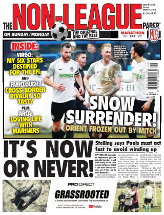 The Non-League Football Paper 4th March 2018