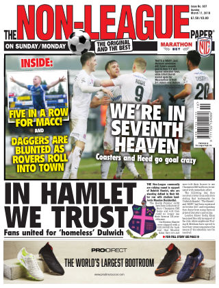 The Non-League Football Paper 11th March 2018