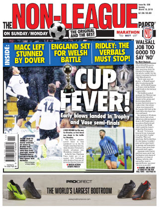 The Non-League Football Paper 18th March 2018