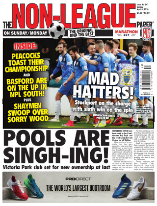 The Non-League Football Paper 8th April 2018