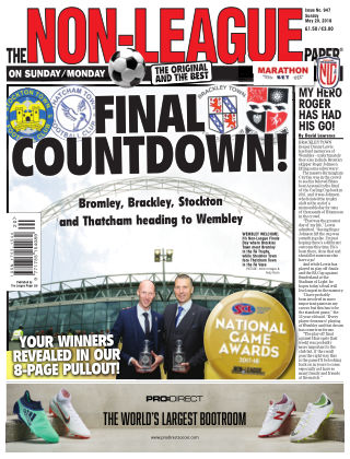The Non-League Football Paper 20th May 2018