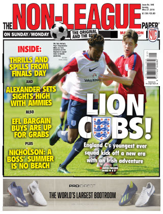 The Non-League Football Paper 27th May 2018