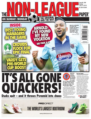 The Non-League Football Paper 10th June 2018