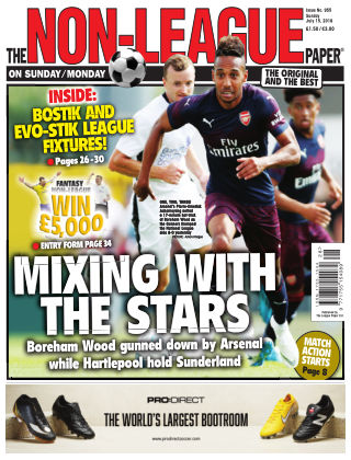 The Non-League Football Paper 15th July 2018