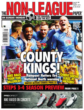 The Non-League Football Paper 5th August 2018