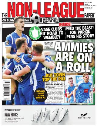 The Non-League Football Paper 16th September 2018