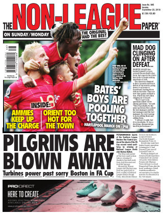 The Non-League Football Paper 23rd September 2018