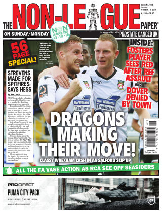 The Non-League Football Paper 14th October 2018
