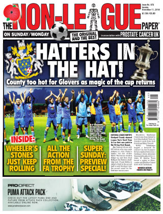 The Non-League Football Paper 11th November 2018