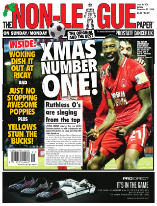 The Non-League Football Paper 23rd December 2018