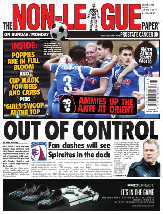 The Non-League Football Paper 6th January 2019
