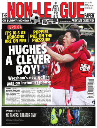 The Non-League Football Paper 10th February 2019