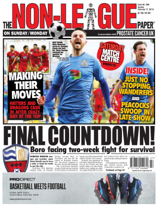 The Non-League Football Paper 17th February 2019