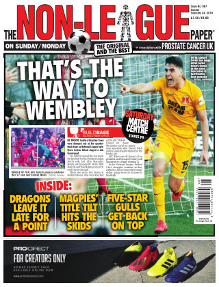 The Non-League Football Paper 24th February 2019