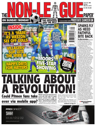 The Non-League Football Paper 3rd March 2019