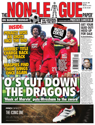 The Non-League Football Paper 10th March 2019