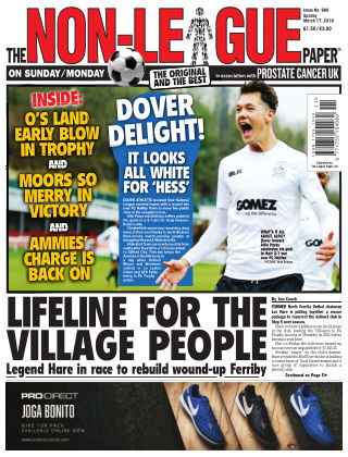 The Non-League Football Paper 17th March 2019