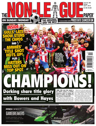 The Non-League Football Paper 7th April 2019