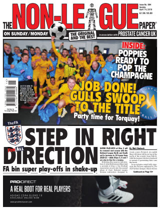 The Non-League Football Paper 14th April 2019