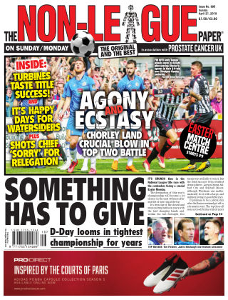 The Non-League Football Paper 21st April 2019