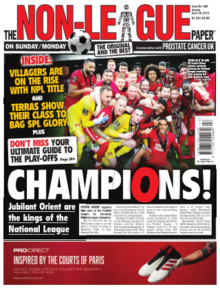 The Non-League Football Paper 28th April 2019