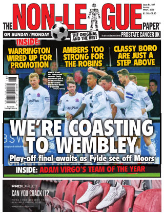 The Non-League Football Paper 5th May 2019