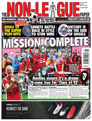 The Non-League Football Paper 12th May 2019