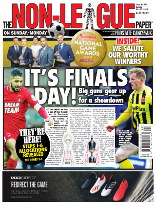 The Non-League Football Paper 19th May 2019