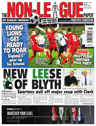 The Non-League Football Paper 2nd June 2019