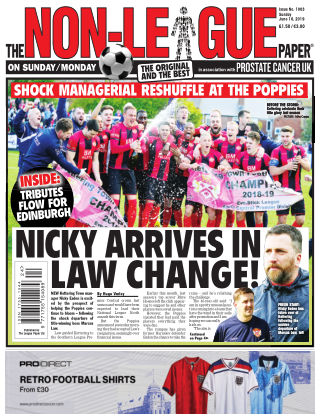 The Non-League Football Paper 16th June 2019