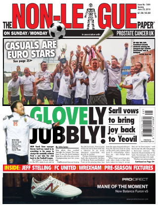 The Non-League Football Paper 23rd June 2019