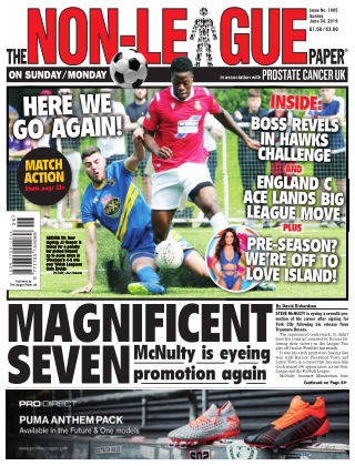 The Non-League Football Paper 30th June 2019