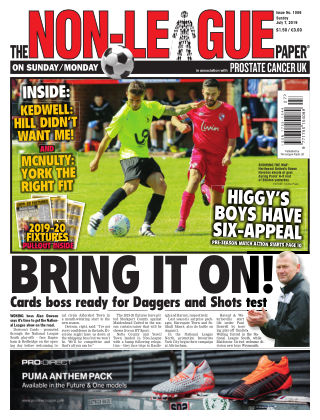 The Non-League Football Paper 7th July 2019