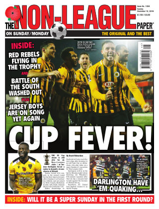 The Non-League Football Paper 10th November 2019