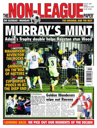 The Non-League Football Paper 14th December 2019